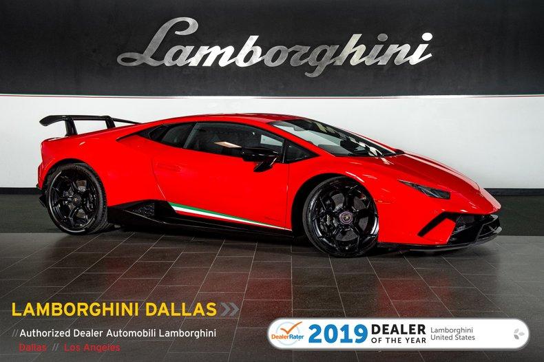 2018 Lamborghini Huracan Performante Ebay