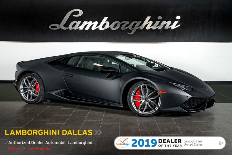2016 Lamborghini Huracan LP610-4 For Sale