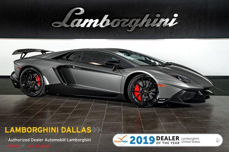 2014 Lamborghini Aventador LP720-4 Anniversary For Sale