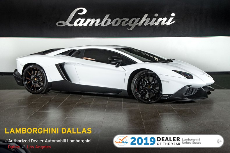 2014 Lamborghini Aventador LP720-4 Anniversary For Sale