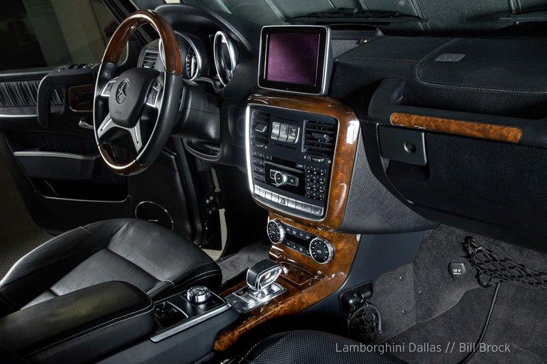 2015 Mercedes-Benz G63 - Lamborghini Dallas