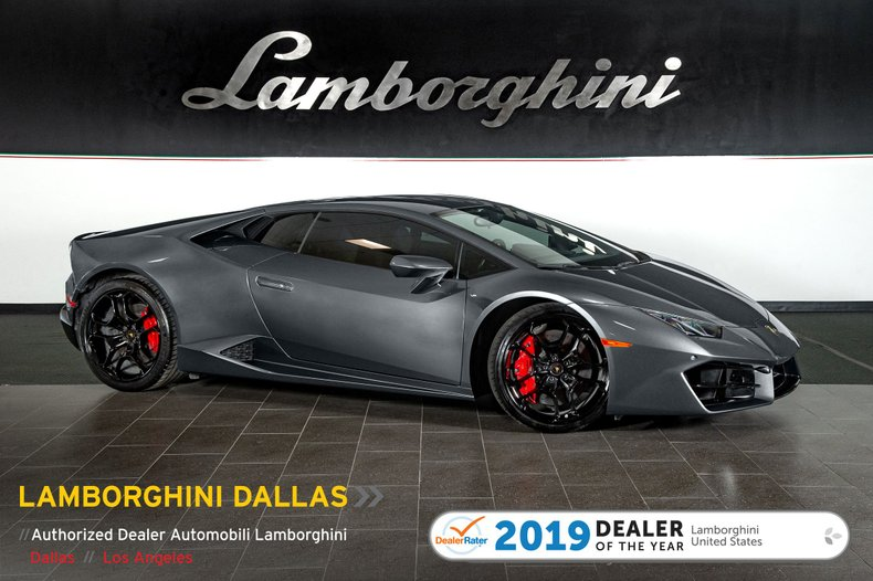 2016 Lamborghini Huracan LP580-2 For Sale
