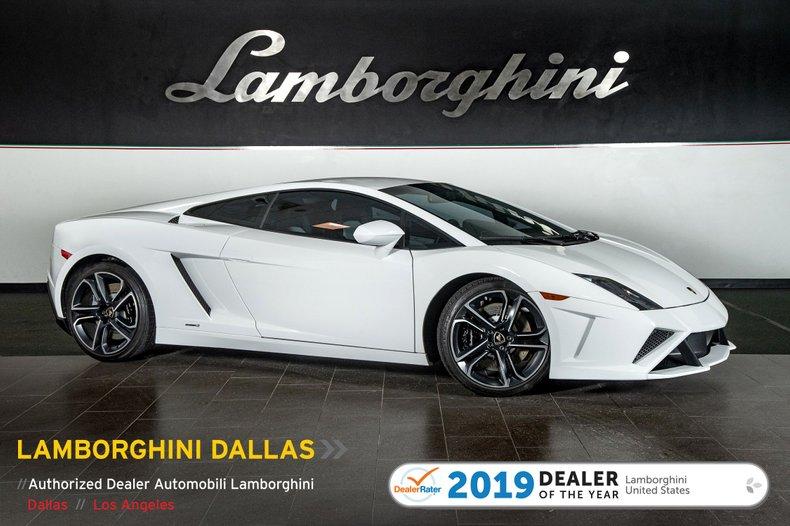 2013 Lamborghini Gallardo LP560-4 Coupe For Sale