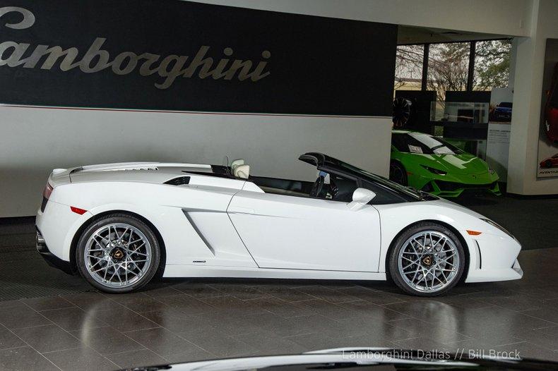 2009 Lamborghini Gallardo 560-4 Spyder - Lamborghini Dallas