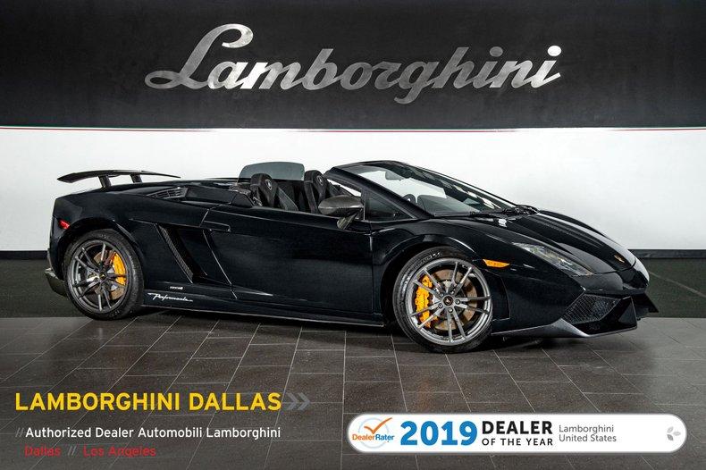 2011 Lamborghini Gallardo LP570-4 Performante For Sale