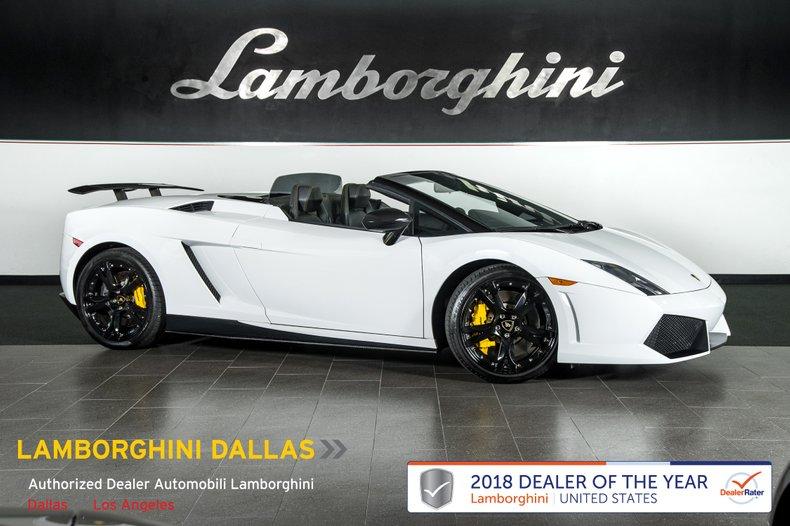 2012 Lamborghini Gallardo Lp550 2 Spyder Ebay