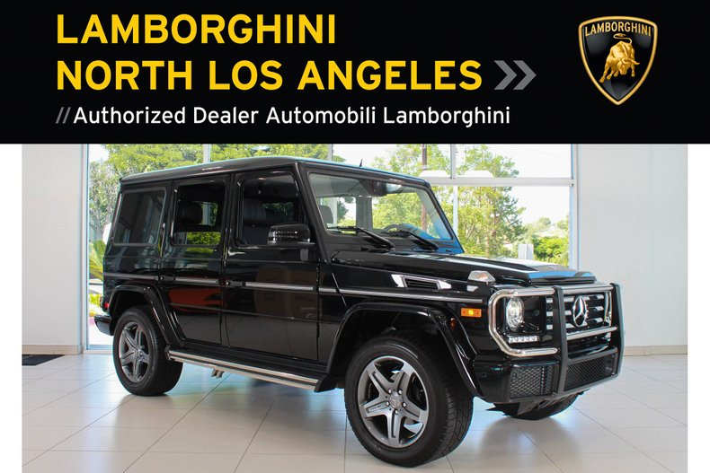 2016 Mercedes-Benz G550 For Sale