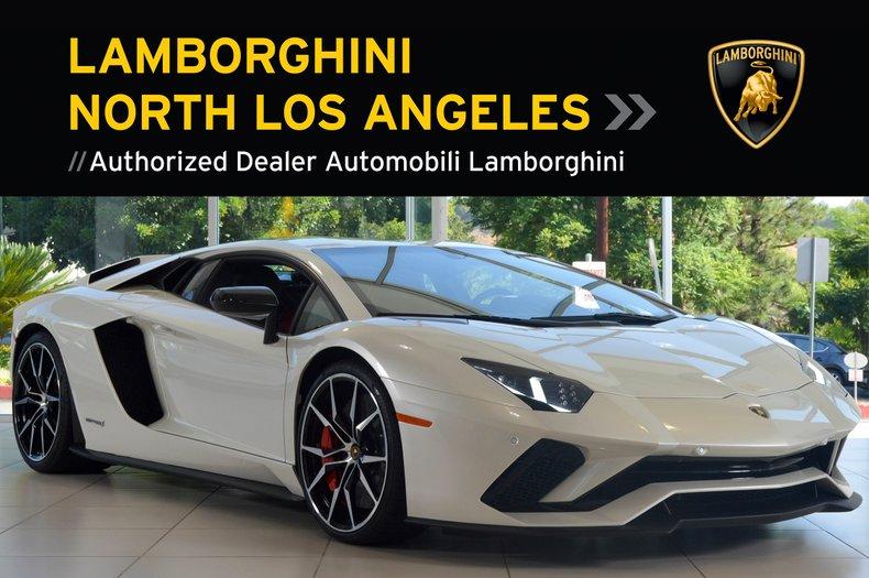 2017 Lamborghini Aventador S For Sale 80293 Mcg