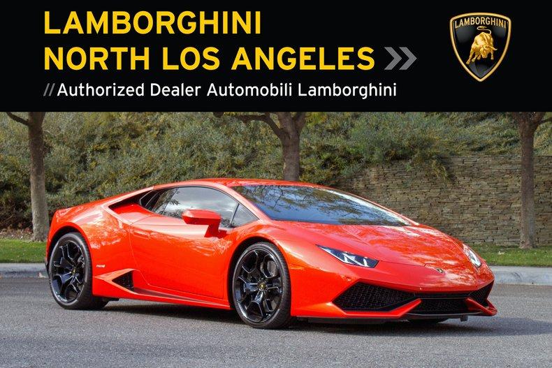 2016 Lamborghini Huracan LP610-4 For Sale