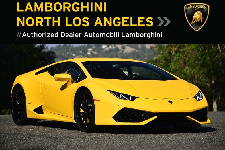 2015 Lamborghini Huracan LP610-4 For Sale