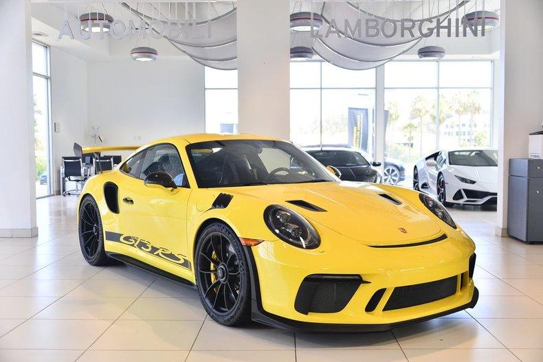 2019 Porsche 911 GT3 RS For Sale