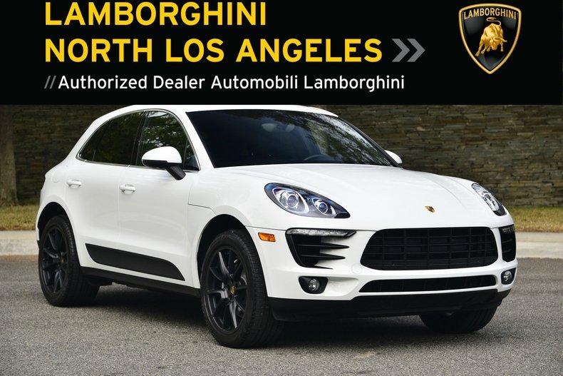 2016 Porsche MACAN S For Sale
