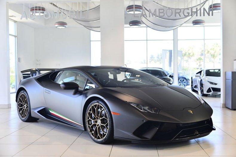 2018 Lamborghini Huracan Performante For Sale