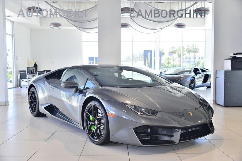 2018 Lamborghini Huracan LP580-2 For Sale