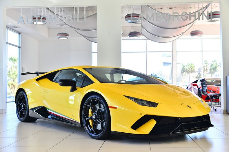2018 Lamborghini Huracan Performante For Sale
