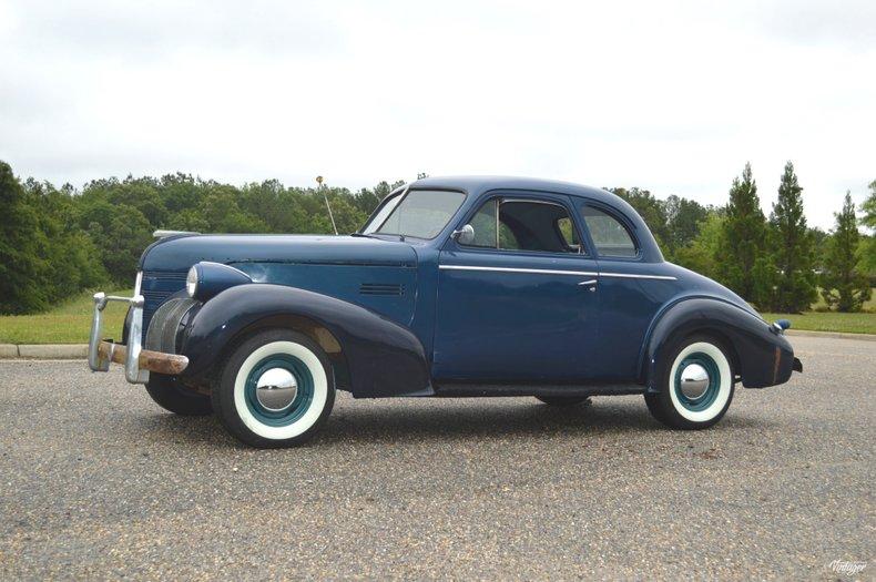 1939 Pontiac Deluxe 8