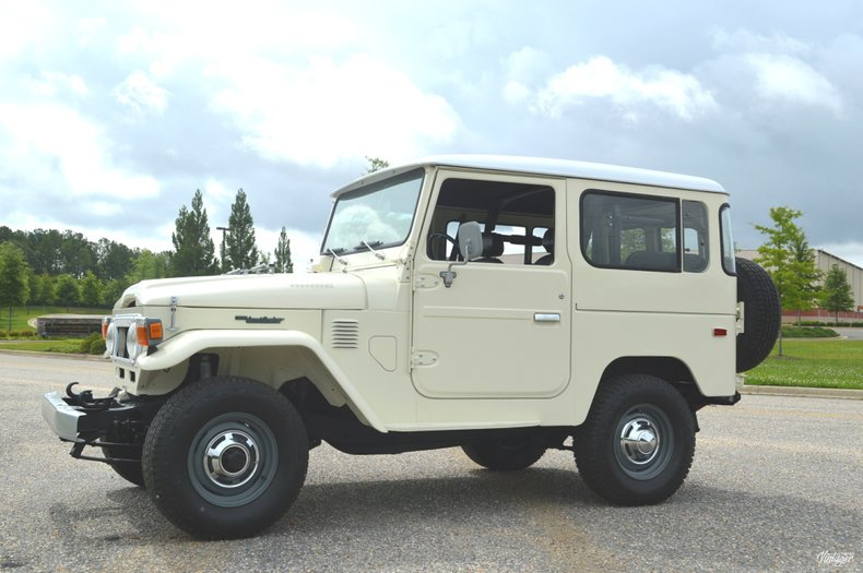 1977 Toyota LandCrusier For Sale