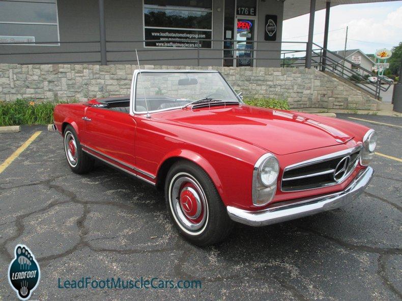 1967 Mercedes-Benz 230SL For Sale