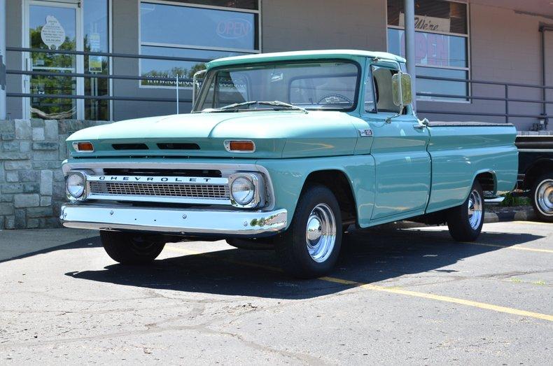 1965 Chevrolet 1/2-Ton Pickup