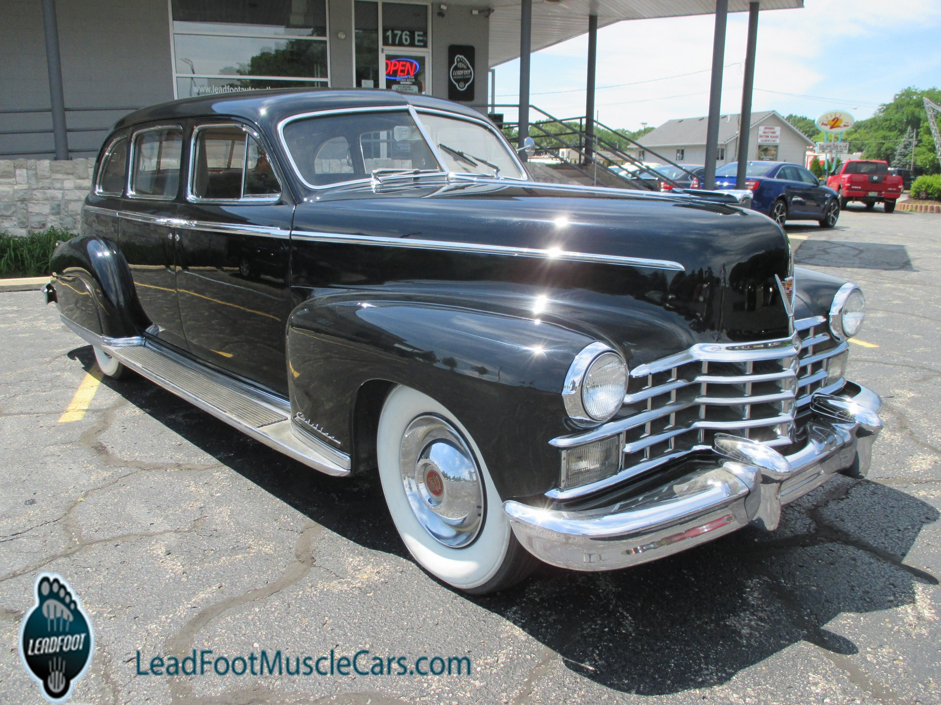 Inventory My Classic Garage 1951 Cadillac Fleetwood 60 Special