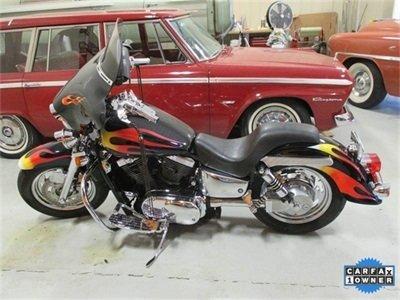 1999 Kawasaki Vulcan