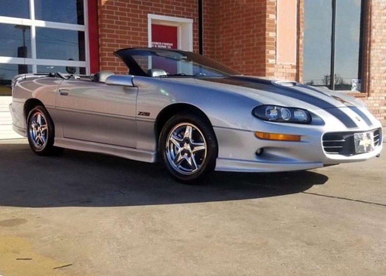 1999 Chevrolet Camaro Z/28 For Sale