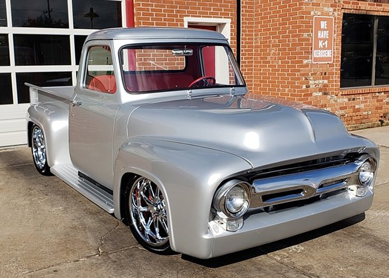 1954 Ford F100 Custom For Sale