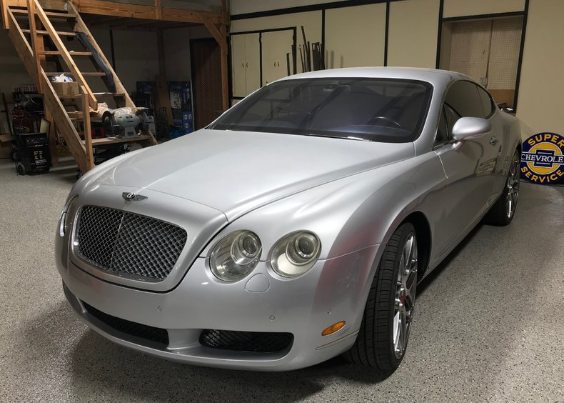 2004 Bentley Continental GT For Sale