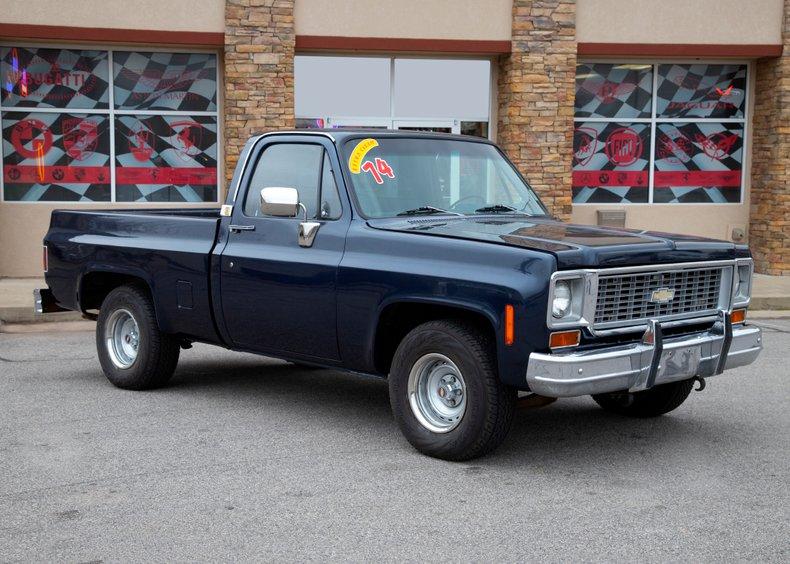 1974 Chevrolet C10 For Sale