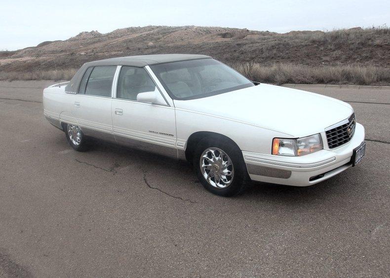 1999 Cadillac Deville Concours For Sale