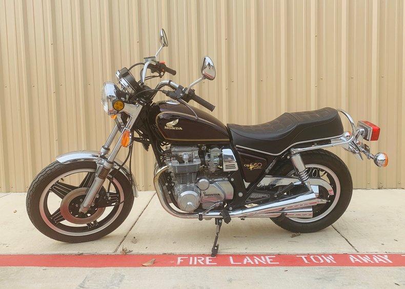 1980 Honda CB650 For Sale