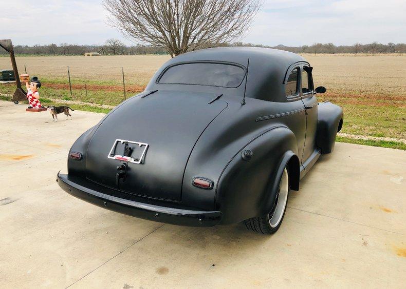 1941 Chevrolet Custom For Sale