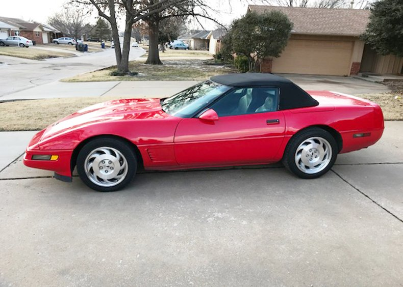 1995 Chevrolet Corvette For Sale