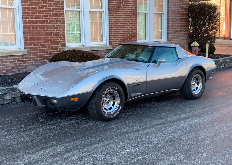 1978 Chevrolet Corvette For Sale