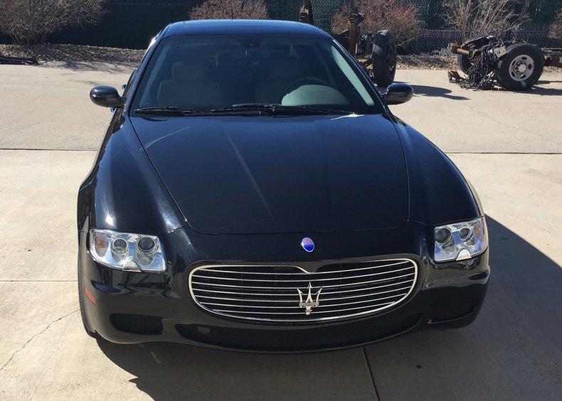 2005 Maserati Quattroporte For Sale