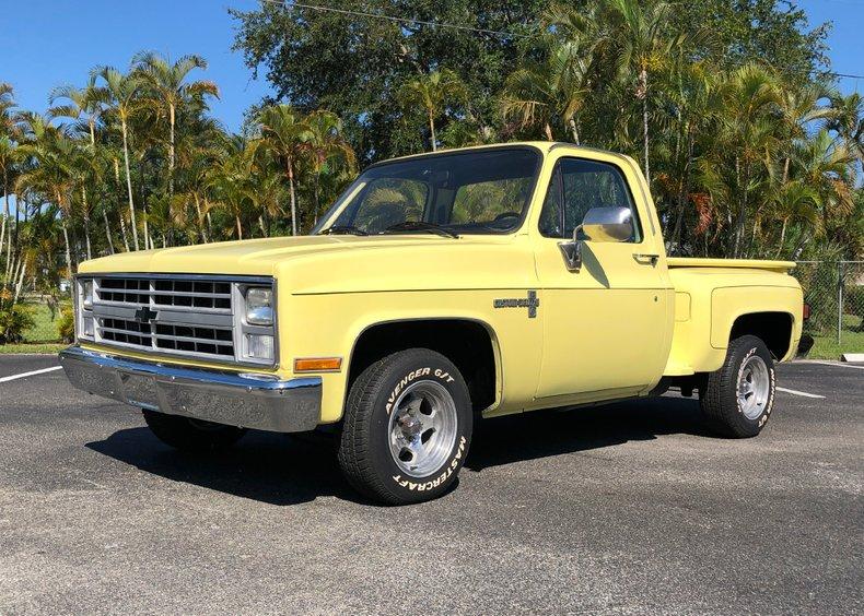 1987 Chevrolet Silverado For Sale