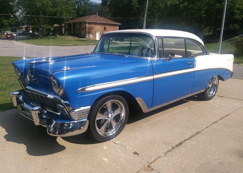 1956 Chevrolet Bel Air For Sale