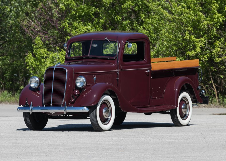 1937 Ford Custom For Sale