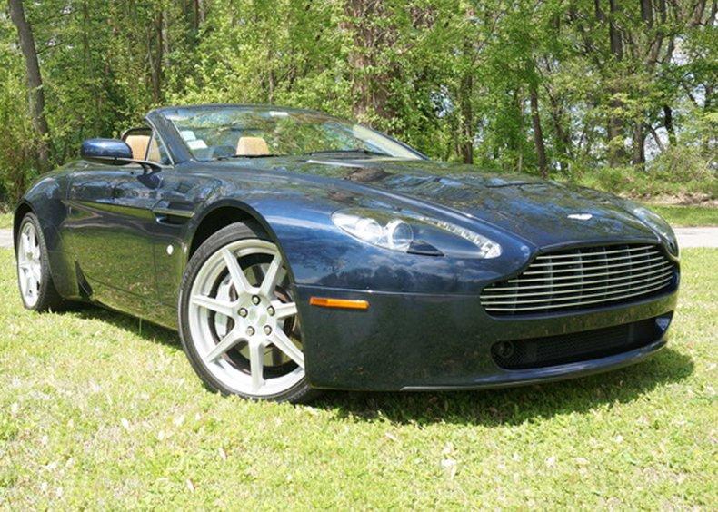 2008 Aston Martin Vantage For Sale