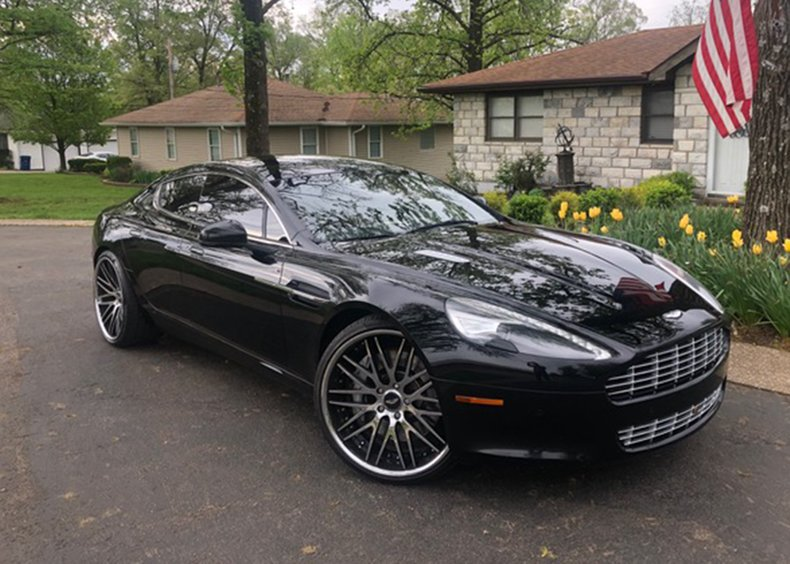 2011 Aston Martin Rapide For Sale