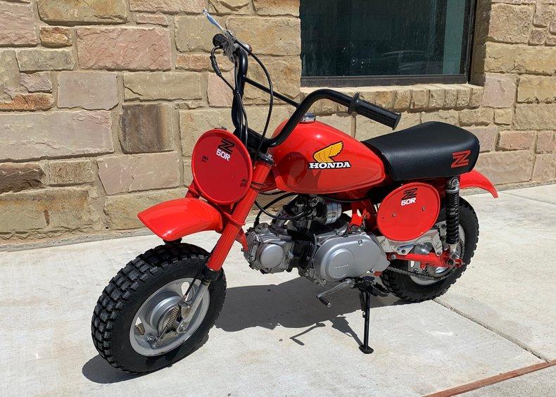 Honda Dealership Tulsa >> 1980 Honda Z50R Trail for sale #122261 | MCG
