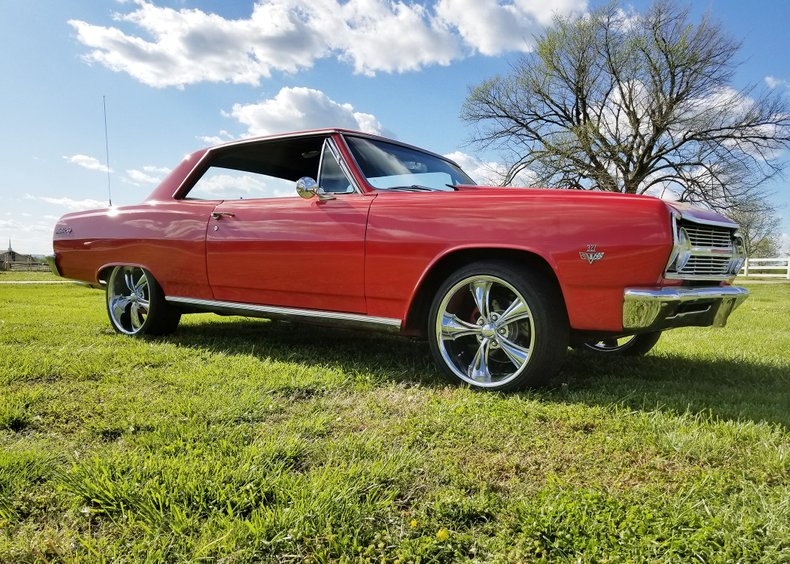 1965 Chevrolet Chevelle SS For Sale