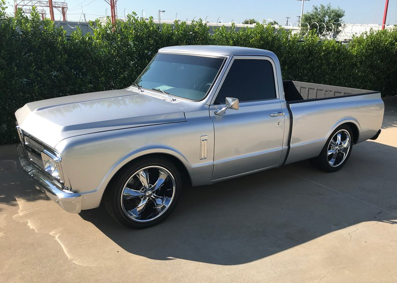1967 GMC Pickup For Sale