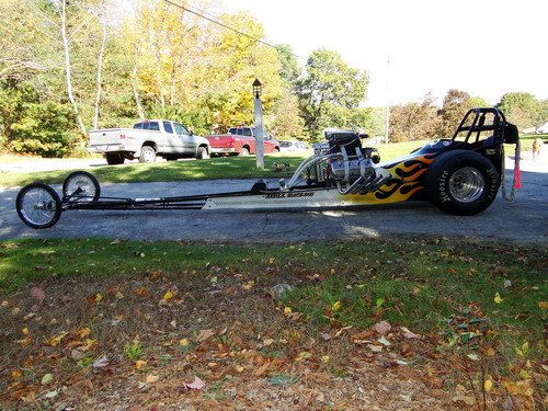 1967 Hell Razor Dragster