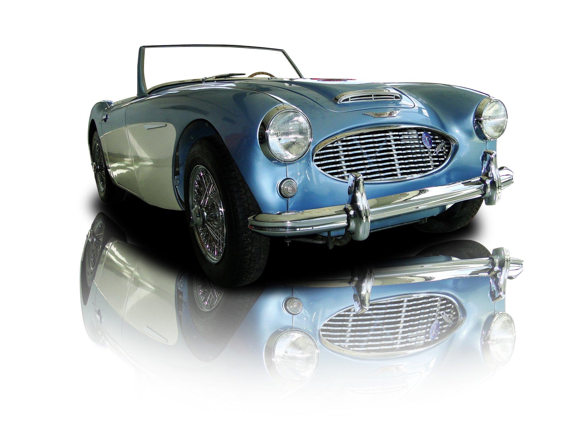 1959 austin healey 100 6 bn6