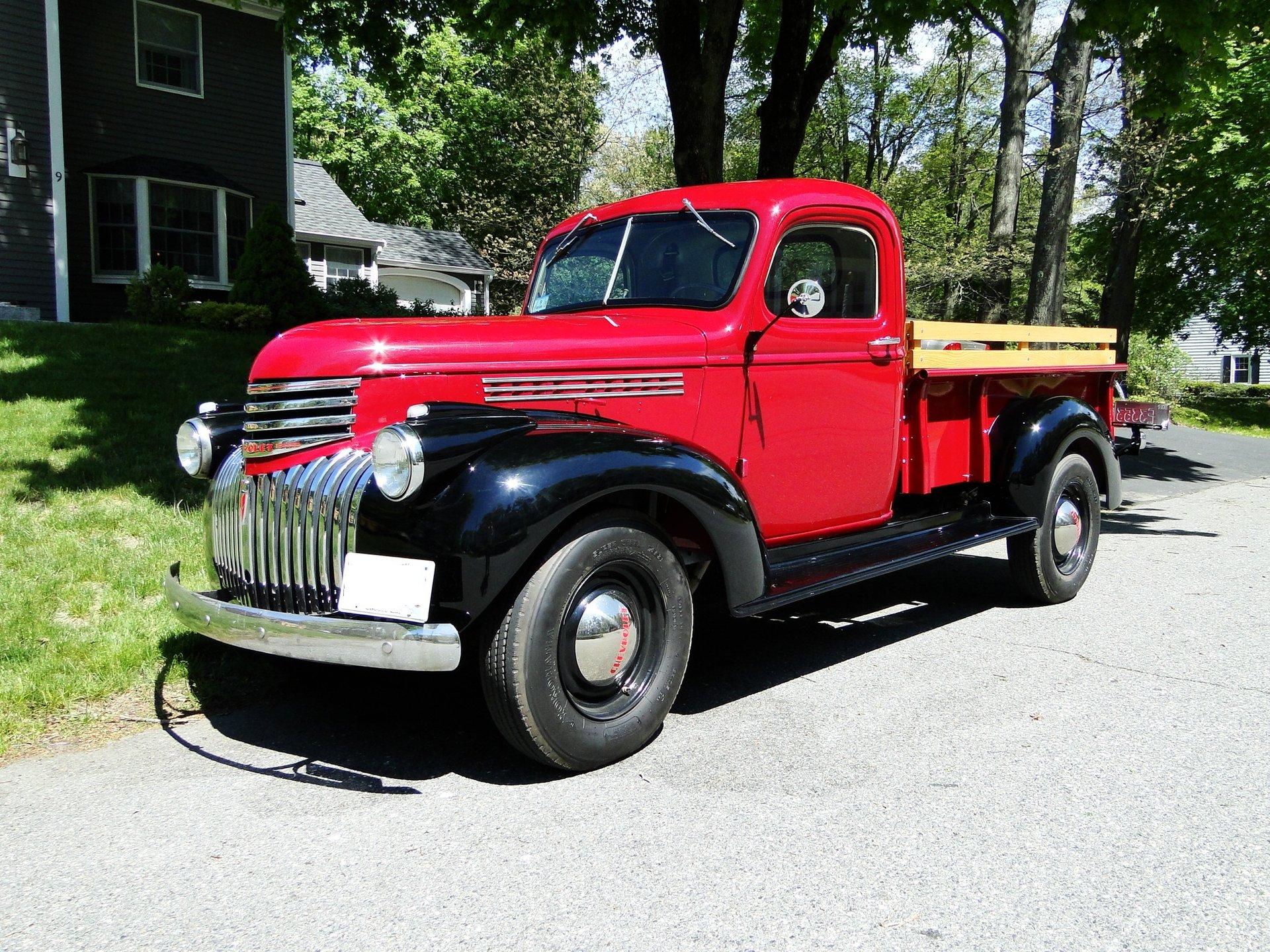 1946 chevrolet 3 4 ton pickup 3600