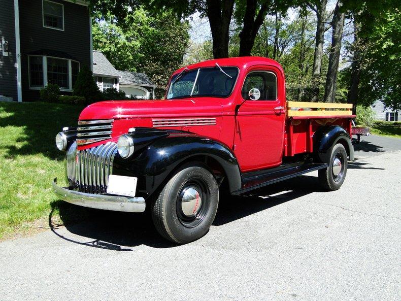 1946 Chevrolet 3/4-Ton Pickup