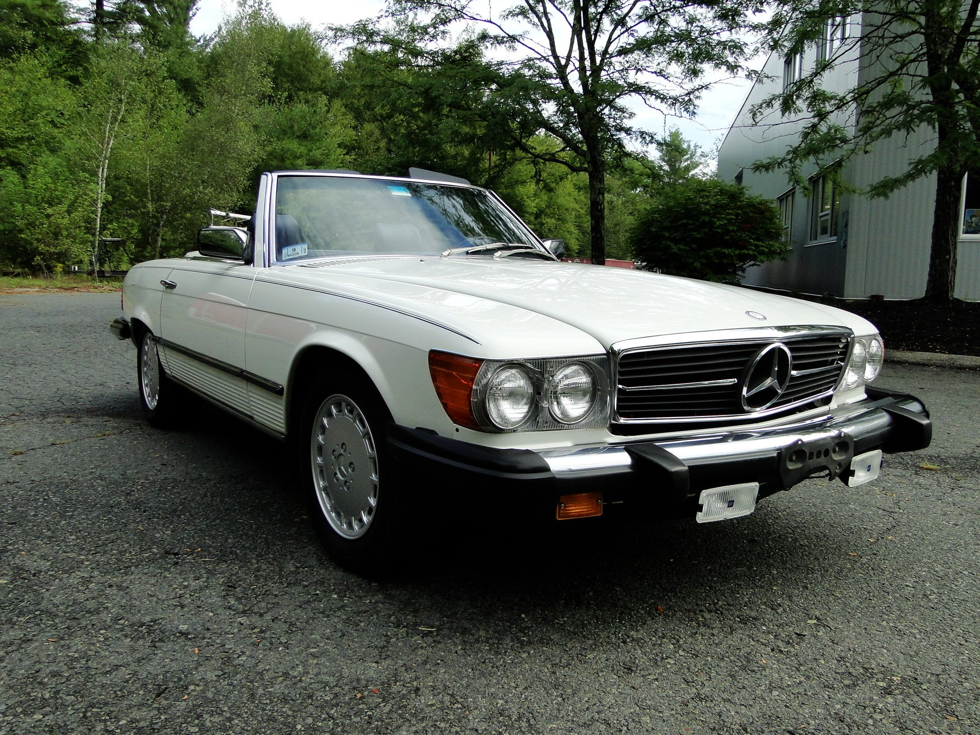 1984 mercedes benz 380sl