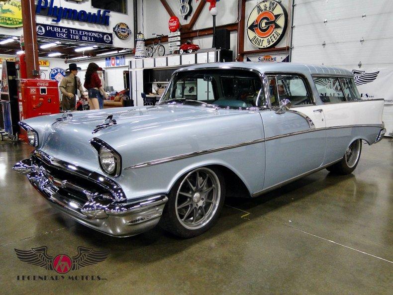 1957 Chevrolet Nomad 1