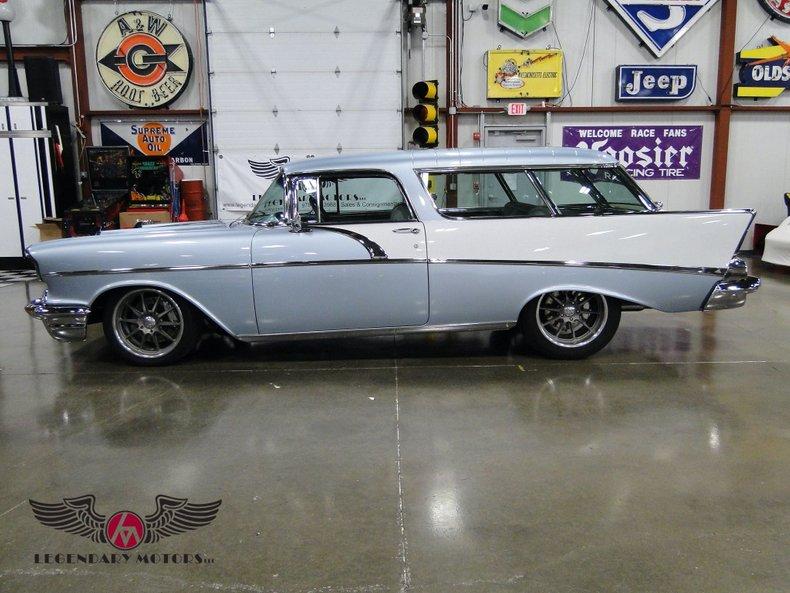 1957 Chevrolet Nomad 2